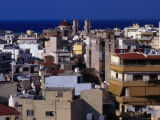 City Rooftops  Iraklio  Greece