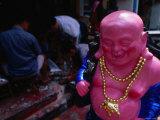 Ceremonial Buddha Statue  Malaysia