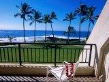 Hotel Room View of Beach  Poipu  USA