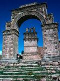 Stone Arch  Juli  Puno  Peru