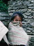 Shy Gurung Girl  Nepal