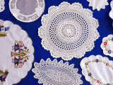 Lace Doilies  Peloponnese  Greece