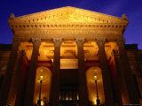 Teatro Massimo  Palermo  Italy