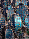 Glass Mosaics from Wat Xieng Thong (Golden City Monastery)  Luang Prabang  Luang Prabang  Laos