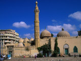Eighteenth Century Mosque  a Reminder of the Ottoman Empire - Alexandria  Egypt
