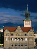 Smetana Museum in Stare Mesto  Prague  Czech Republic