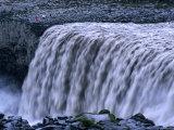 Dettifoss Waterfall  Jokulsarglufur National Park  Nordurland Eystra  Iceland