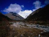 Mt Thomolhari  Bhutan