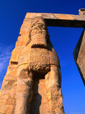 Gateway of All Nations Built by Xerxes I (485-465 BC) Persepolis (Takht-E Jamshid)  Fars  Iran
