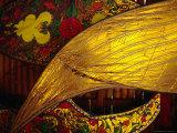 Detail of Traditional Kites  Kota Bharu  Kelantan  Malaysia