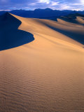 Sand Dunes Near Stovepipe Wells in California's Death Valley  Death Valley  California  USA