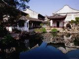 Master of the Nets Garden  Suzhou  Jiangsu  China