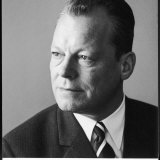 Willy Brandt Serious