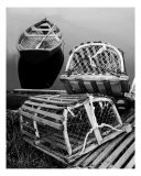 Lobster Traps And Dory