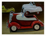 Toy Pedal Cars