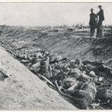 "The Harvest of ""Bloody Lane"": The Scene after a Day's Fighting at Antietam"