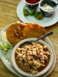 Pozole  a Specialty Dish of Jalisco  Jalisco  Mexico