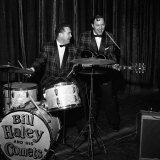 Bill Haley and the Comets at the Hammersmith Palais  February 1957