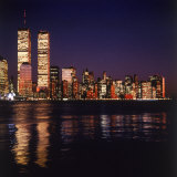 World Trade Center  Night