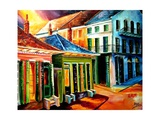 Midnight On Dumaine Street