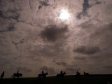 Solar Eclipse  August Lambourn 1999