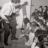 Tom Jones Performing at the Atlanta Ballroom  Woking 1965