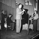 Fleet Street Jazz Club  December 1954