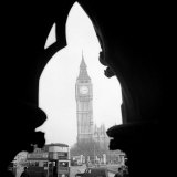 Big Ben and the Houses of Parliament in 1963