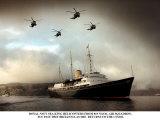 Royal Yacht Britannia Scotland 31st  October 1997