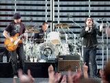 Pop Band U2 at Hampden Park Glasgow  June 2005