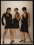 Pop Trio  Misteeq Get a 3Style Make Over  November 2003
