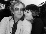 Liza Minnelli with Peter Sellers  September 1977