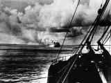 Japanese Air Raid on Port Darwin  1942