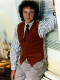 David Essex at His Mews Home
