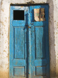 Afghanistan  Faryab Province  Maimana  Blue Mosque Door
