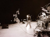 The Who in Concert  Roger Daltry Singing  August 1979