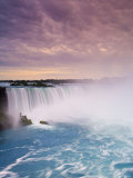 Waterfall at Niagara Falls  Ontario  Canada