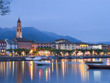 Ascona  Lago Maggiore  Ticino  Switzerland