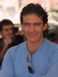 Antonio Banderas at Cannes Film Festival 2004