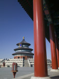China  Beijing  Temple of Heaven  Hall of Prayers For Good Harvests