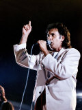 David Essex Singing on Stage
