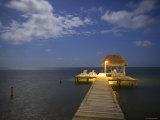 Pier  Caye Caulker  Belize