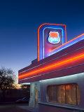USA  New Mexico  Albuquerque  Route 66 Diner
