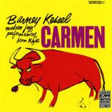 Barney Kessel  Japanese release of the Carmen Album