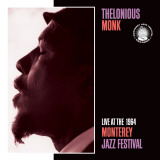 Thelonious Monk  Live at the 1964 Monterey Jazz Fest