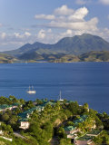 Caribbean  St Kitts and Nevis  St Kitts  Frigate Bay