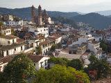 Taxco  Guerrero State  Mexico