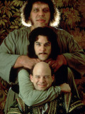 Vizzini  Inigo Montoya  and Fezzik