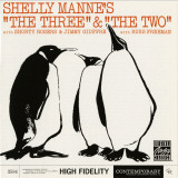 Shelly Manne  &quot;The Three&quot; and &quot;The Two&quot;