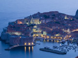 Croatia  Southern Dalmatia  Dubrovnik  Old Town and Harbour